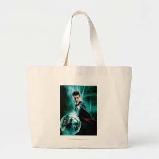 Harry Potter and Voldemort Only One Can Survive Bags
