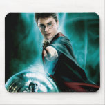 Harry Potter and Voldemort Only One Can Survive Mousepad