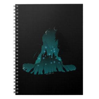 Harry Potter | Battle Of Hogwarts Wizard Hat Notebooks