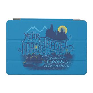 Harry Potter | Black Lake To Hogwarts iPad Mini Cover