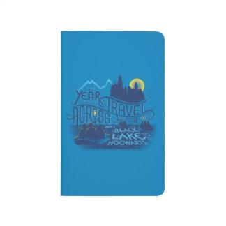 Harry Potter | Black Lake To Hogwarts Journal