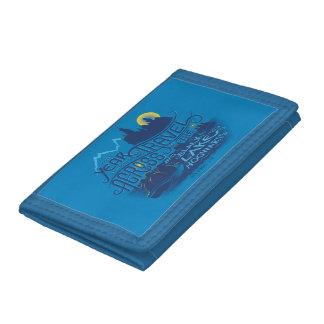 Harry Potter | Black Lake To Hogwarts Trifold Wallet