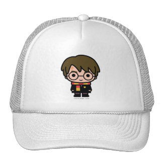 Harry Potter Cartoon Character Art Cap