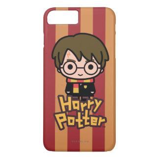 Harry Potter Cartoon Character Art iPhone 7 Plus Case