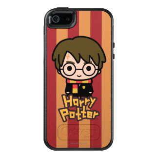 Harry Potter Cartoon Character Art OtterBox iPhone 5/5s/SE Case