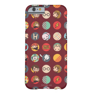 Harry Potter Cartoon Icons Pattern Barely There iPhone 6 Case