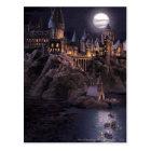 Harry Potter Castle | Great Lake to Hogwarts Postcard