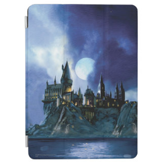 Harry Potter Castle | Hogwarts at Night iPad Air Cover