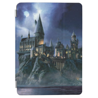 Harry Potter Castle | Moonlit Hogwarts iPad Air Cover