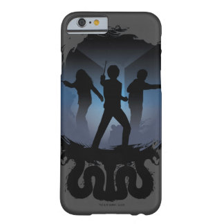 Harry Potter | Chamber of Secrets Silhouette Barely There iPhone 6 Case