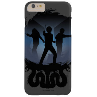 Harry Potter | Chamber of Secrets Silhouette Barely There iPhone 6 Plus Case