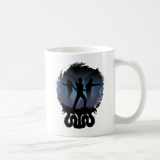 Harry Potter | Chamber of Secrets Silhouette Coffee Mug