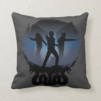 Harry Potter | Chamber of Secrets Silhouette Cushion