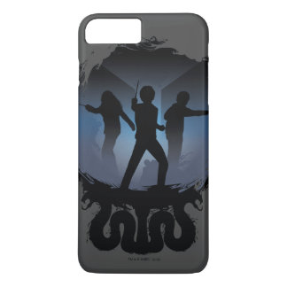Harry Potter | Chamber of Secrets Silhouette iPhone 8 Plus/7 Plus Case
