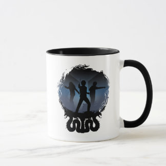 Harry Potter | Chamber of Secrets Silhouette Mug