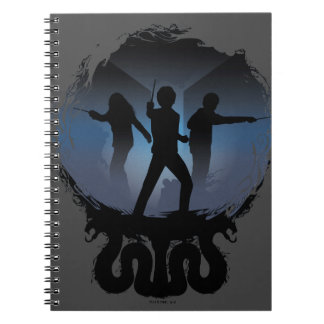 Harry Potter | Chamber of Secrets Silhouette Notebook