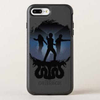 Harry Potter | Chamber of Secrets Silhouette OtterBox Symmetry iPhone 8 Plus/7 Plus Case