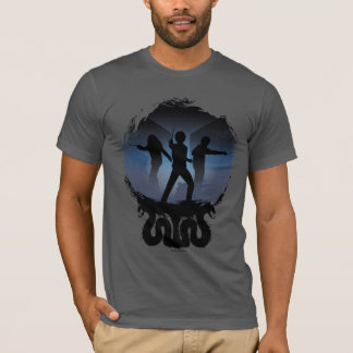 Harry Potter | Chamber of Secrets Silhouette T-Shirt