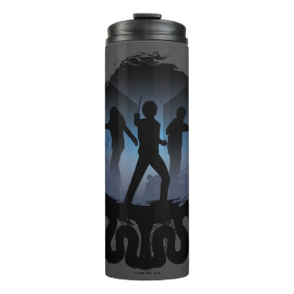 Harry Potter | Chamber of Secrets Silhouette Thermal Tumbler