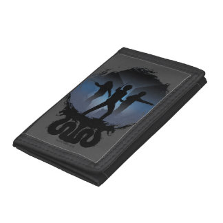 Harry Potter | Chamber of Secrets Silhouette Trifold Wallets