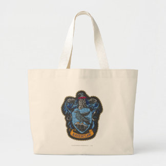 Harry Potter  | Classic Ravenclaw Crest Large Tote Bag