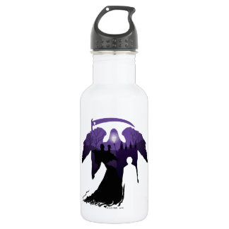 Harry Potter | Death Silhouette 532 Ml Water Bottle