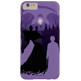Harry Potter | Death Silhouette Barely There iPhone 6 Plus Case