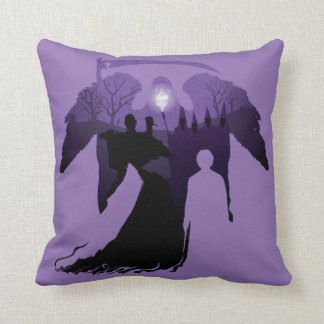 Harry Potter | Death Silhouette Cushion