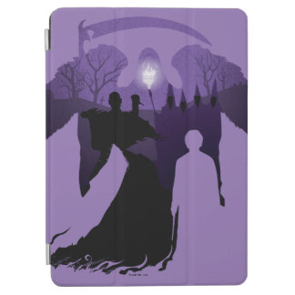 Harry Potter | Death Silhouette iPad Air Cover