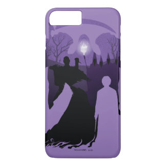 Harry Potter | Death Silhouette iPhone 8 Plus/7 Plus Case