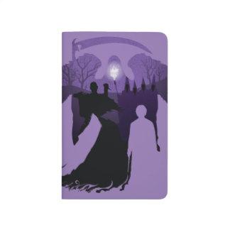 Harry Potter | Death Silhouette Journal