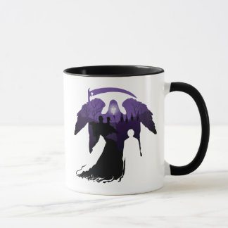 Harry Potter | Death Silhouette Mug