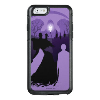 Harry Potter | Death Silhouette OtterBox iPhone 6/6s Case