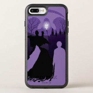 Harry Potter | Death Silhouette OtterBox Symmetry iPhone 8 Plus/7 Plus Case