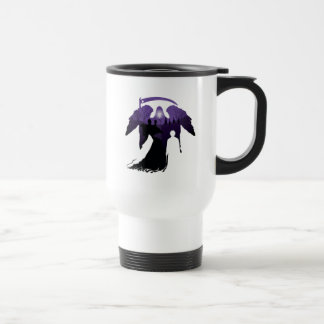 Harry Potter | Death Silhouette Travel Mug