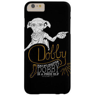 Harry Potter | Dobby Has No Master Barely There iPhone 6 Plus Case