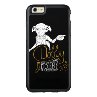 Harry Potter | Dobby Has No Master OtterBox iPhone 6/6s Plus Case