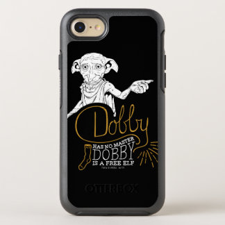 Harry Potter | Dobby Has No Master OtterBox Symmetry iPhone 8/7 Case