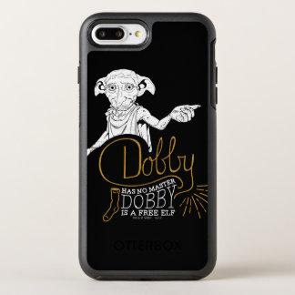 Harry Potter | Dobby Has No Master OtterBox Symmetry iPhone 8 Plus/7 Plus Case
