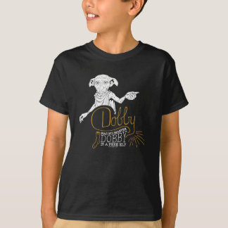 Harry Potter | Dobby Has No Master T-Shirt