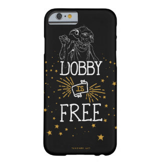 Harry Potter | Dobby Is Free Barely There iPhone 6 Case