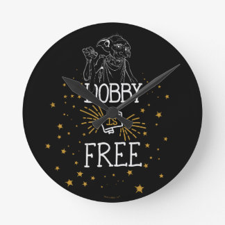 Harry Potter | Dobby Is Free Clock
