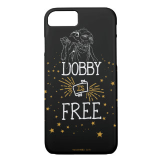 Harry Potter | Dobby Is Free iPhone 8/7 Case