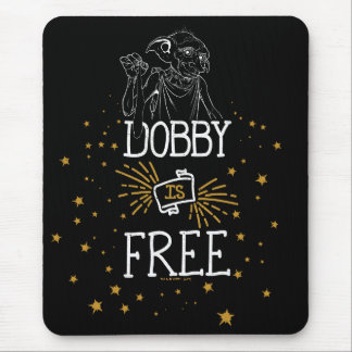 Harry Potter | Dobby Is Free Mouse Pad