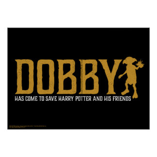 Harry Potter | Dobby Save Harry Potter Poster