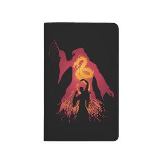 Harry Potter | Dumbledore Silhouette Journal