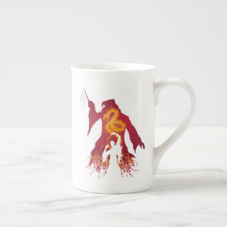 Harry Potter | Dumbledore Silhouette Tea Cup