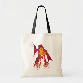 Harry Potter | Dumbledore Silhouette Tote Bag