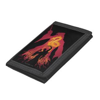 Harry Potter | Dumbledore Silhouette Tri-fold Wallets