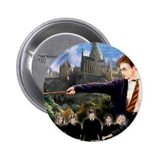 Harry Potter Dumbledore's Army 3 Button